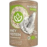NADURIA BIO WHEY Protein Pulver geschmacksneutral hochwertiges BIO Eiweiß aus konzentriertem Molkenprotein von Weidekühen ohne Zusatzstoffe 100% NATÜRLICH 4 x 300g (1,2kg)