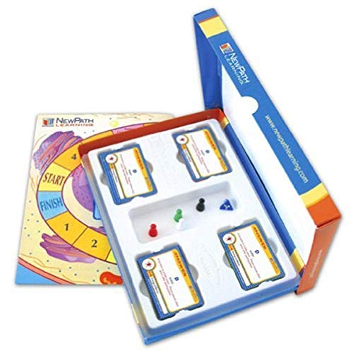 NewPath Learning Science Curriculum Mastery Game, Grade 2, Study-Group Pack