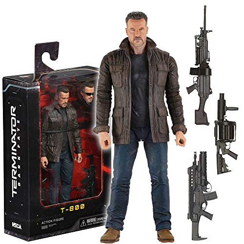 Neca Terminator Dark Fate (2019) Actionfigur T-800