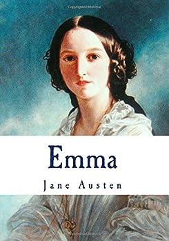 Paperback Emma: Large Print [Large Print] Book