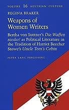 Weapons of Women Writers: Bertha von Suttner's