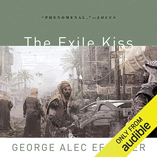 The Exile Kiss audiobook cover art