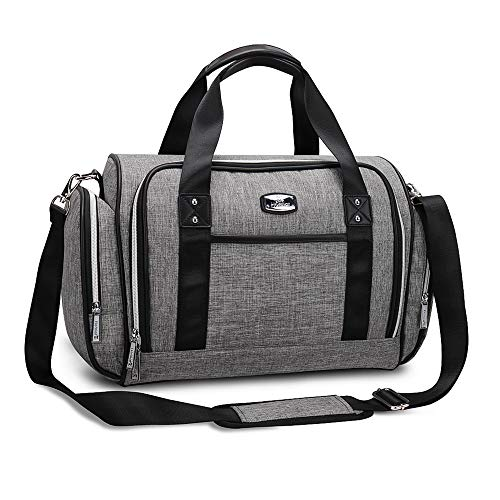Wickeltasche, Hafmall Fashion Umhängetasche für die Reise, Wasserdicht