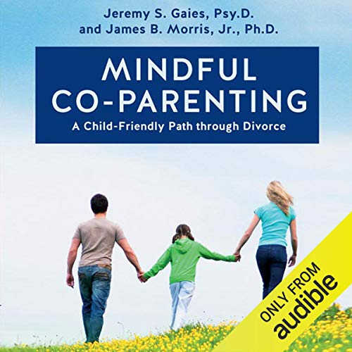 Mindful Co-Parenting audiobook cover art