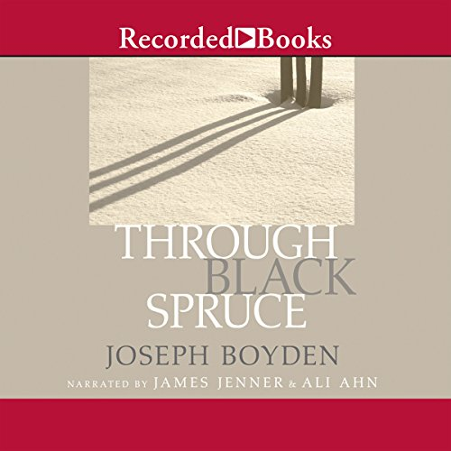 Through Black Spruce cover art