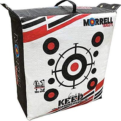 Morrell Keep Hammering Outdoor Range Target, White