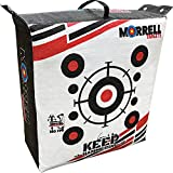 Morrell Keep Hammering Outdoor Range Target, White