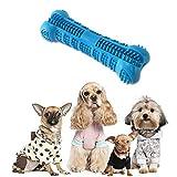 Cepillo de dientes Hamkaw para perros, no tóxico, resistente a mordidas,...
