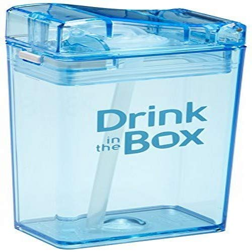 Drink in the Box Sippy Cups (blauw)