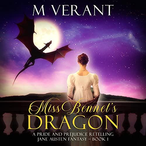 Miss Bennet's Dragon cover art
