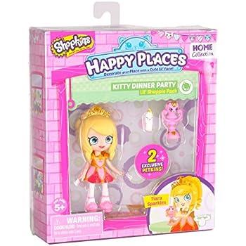 Shopkins Happy Places Single Pack Tiara Spark   Shopkin.Toys - Image 1