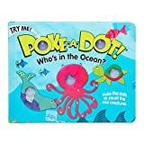 Melissa & Doug Poke-a-Dot – Who's in the Ocean?