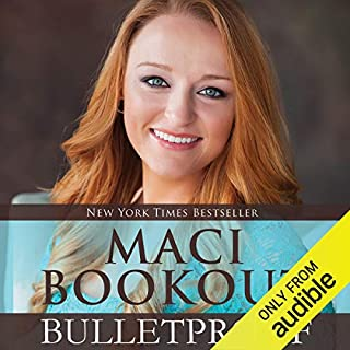 Bulletproof audiobook cover art