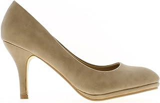 cf634a18b5f046 Amazon.fr : ChaussMoi - Chaussures femme / Chaussures : Chaussures ...