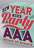 AAA NEW YEAR PARTY 2018[AVXD-92634][Blu-ray/ブルーレイ]