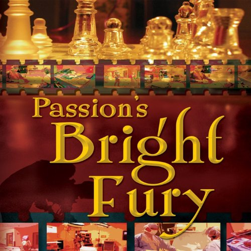 Passion's Bright Fury audiobook cover art