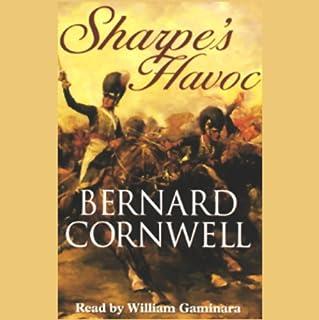 Sharpe's Havoc audiobook cover art
