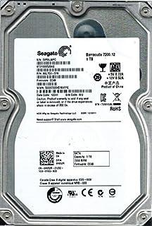 Seagate ST31000528AS F/W: CC49P/N: 9sl154–519Wu 1TB