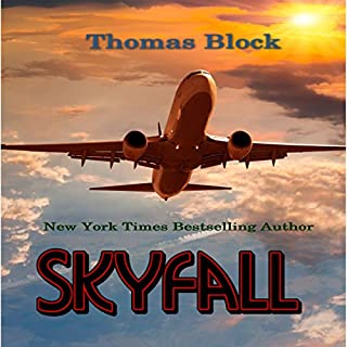 Skyfall audiobook cover art