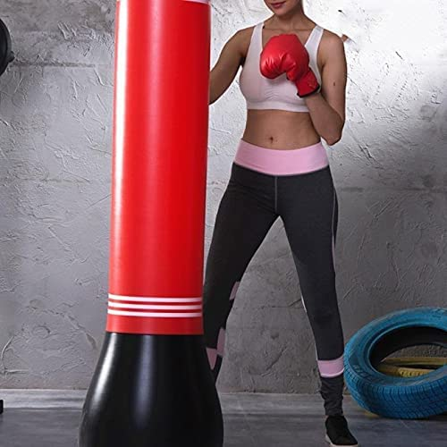 FFOO Sacramento Mall Boxing Bag Classic Punching Bags Sta Inflatable