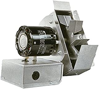 Tjernlund DJ-3 Inline Draft Inducer Fan for Vertical Vent Systems for All Fuels