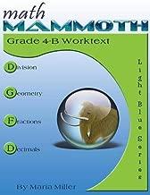 Math mammoth درجة 4-b worktext