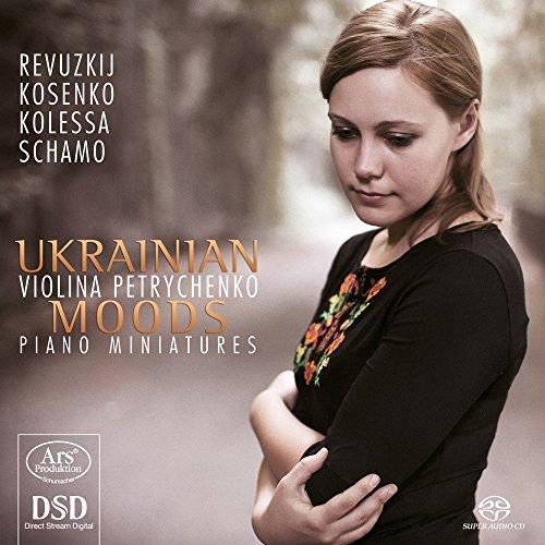 Ukrainian Moods - Klavier Miniaturen