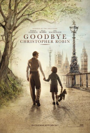 Import Posters Goodbye Christopher Robin - US Movie Wall Poster Print - 30CM X 43CM