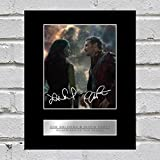 Zoe Saldana y Chris Pratt Foto de Guardianes de la Galaxia