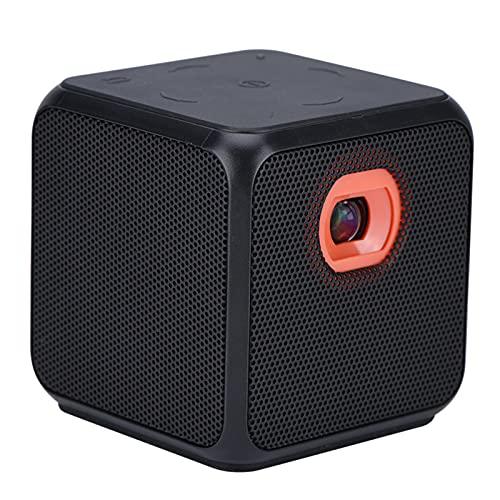 Weikeya Kabellos Mikro Beamer, 30-120in AC100-240V, 50/60 Hz LED Hell tragbar Beamer zum Ihre Auswahl