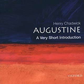 Augustine: A Very Short Introduction cover art