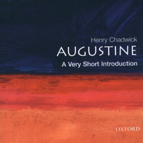 Augustine: A Very Short Introduction audiobook cover art