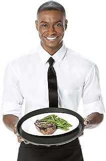 Men's Regular Fit Dress Shirt Rollup Or Long Sleeve Button Down Collar Pocket