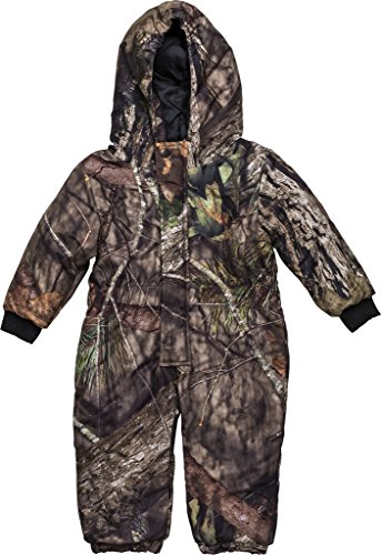 Trail Crest Mossy Oak Camo Infant - Toddler Baby Boy Insulated & Waterproof Snow Suit, 5T, Breakup Country