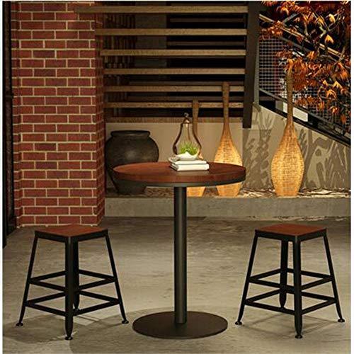 YIZ Modern Meubilair Bar Kruk Keuken Kruk Eetbank Zitstoel Industriële Stijl Wood 75cm