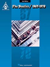 The Beatles, 1967-1970 (Guitar Recorded Version) (GUITARE)