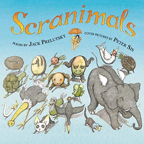 Scranimals audiobook cover art