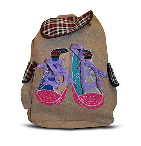 Fashion Style Casual Sac à dos Sac à dos voyage scolaire neuf cadeau