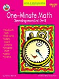 One minute math Level A Multiplication: Factors 0 to 5