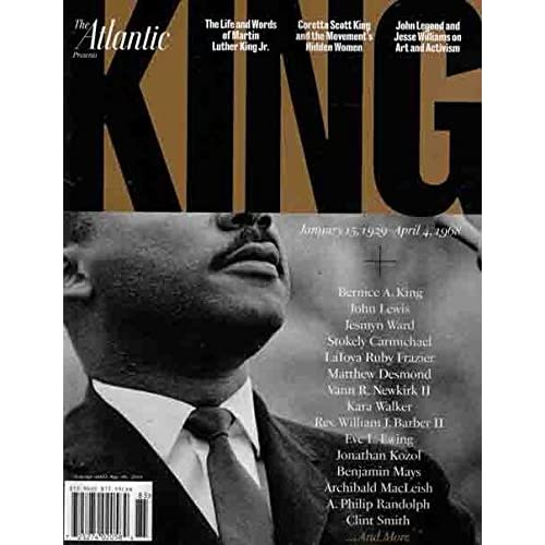 The Atlantic Magazine Presents Martin Luther King Jr. 1929-1968