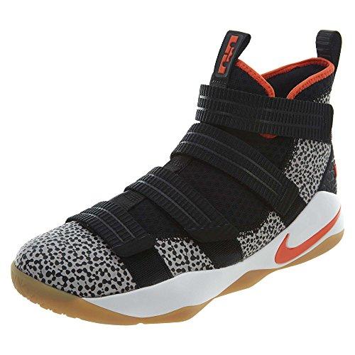 Nike Lebron Soldier XI 11 TB Promo Fir White Basketball 943155-302 (10.5)