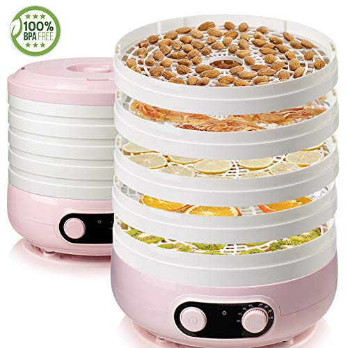 Check Out This Food Dehydrator 5-layer Household Dried Fruit Machine Freely Adjustable Temperature F...