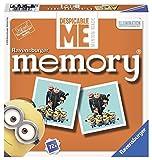 Ravensburger - 21279 - Grand Memory - Moi Moche & Méchant