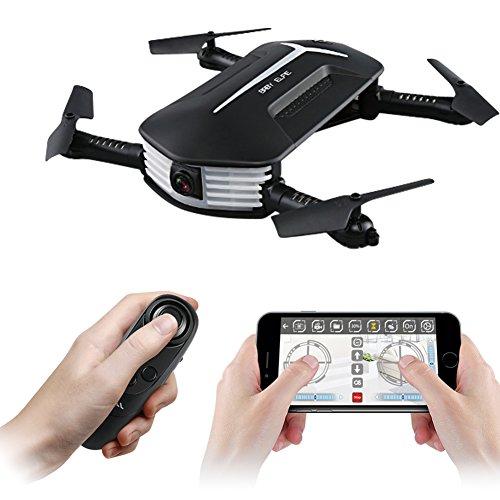 JJRC H37 Baby Elfie Mini Drone Pieghevole, autopilota...