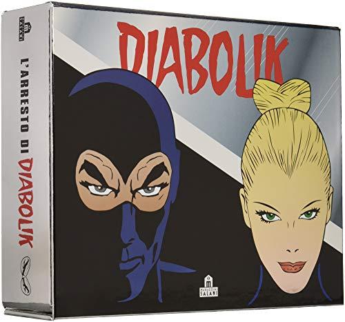Diabolik. L'arresto di Diabolik: Atroce vendetta-Il remake