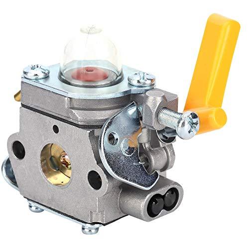FOLOSAFENAR Kit de carburateur Carburateur Facile à Installer résistant à l'usure pour désherbeur