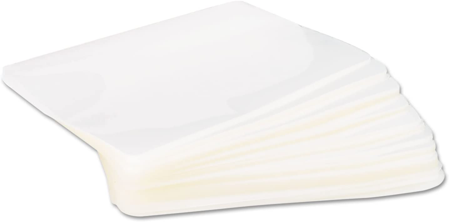 67% OFF of fixed price Universal 84680 Clear Laminating Pouches 5 mil 2 Limited time cheap sale 8 3 x 6 1 4