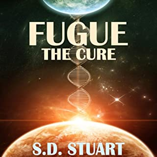 Fugue: The Cure audiobook cover art