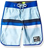 Quiksilver Boys Boardshort Swim Trunk, Airy Blue Everyday More Core Youth 17, 23/10S