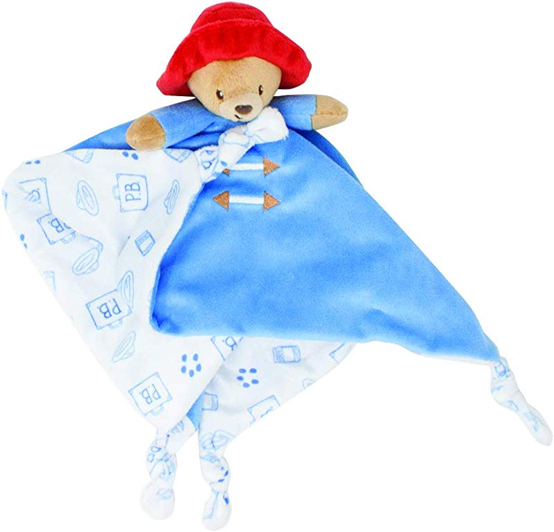 Rainbow Designs Pa1357 Paddington For Baby Comfort Blanket
